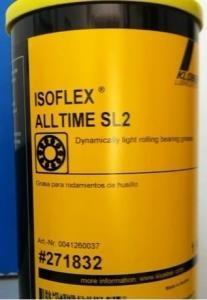 Mỡ ISOFLEX Alltime SL1, SL2