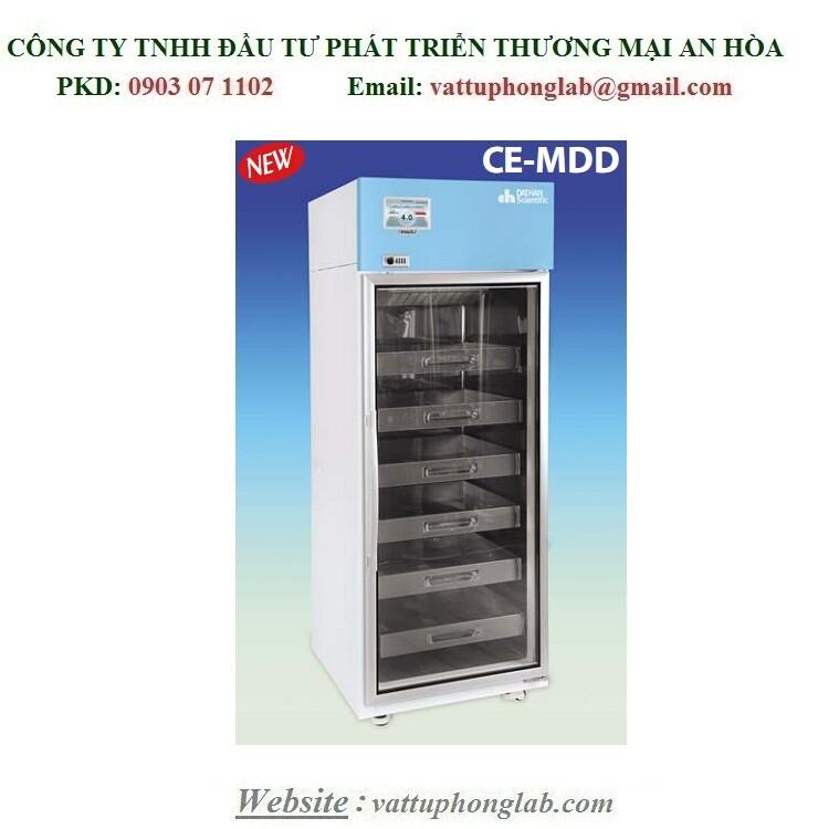 TỦ LẠNH BẢO QUẢN DƯỢC PHẨM PR 1140 LÍT MODEL:PR-1000