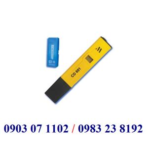 BÚT ĐO ĐỘ DẪN ĐIỆN TỬ HIỆN SỐ Model CD601