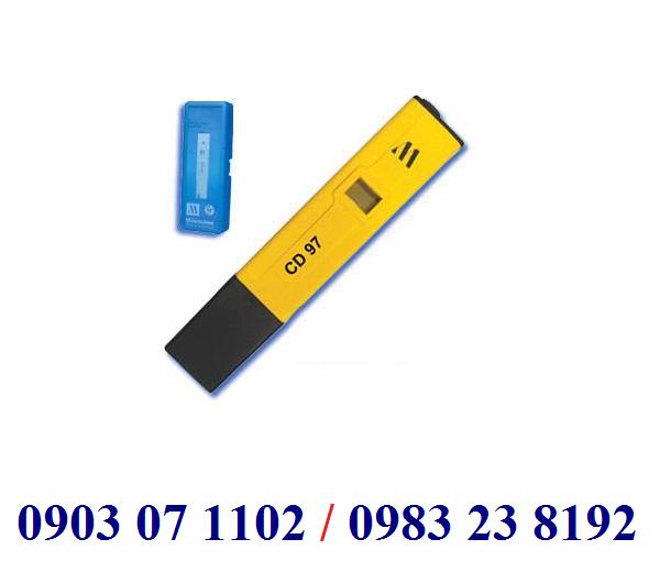 BÚT ĐO TDS ĐIỆN TỬ HIỆN SỐ Model CD97