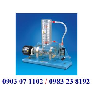 Máy cất nước 1 lần 4 lít/giờ Model:LPH - 4