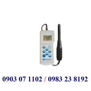 MÁY ĐO EC/TDS/MẶN/NHIỆT ĐỘ CẦM TAY ĐIỆN TỬ HIỆN SỐ Model Mi306