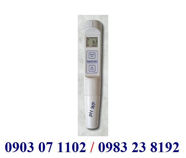 BÚT ĐO pH/NHIỆT ĐỘ ĐIỆN TỬ HIỆN SỐ CHỐNG VÔ NƯỚC Model pH56