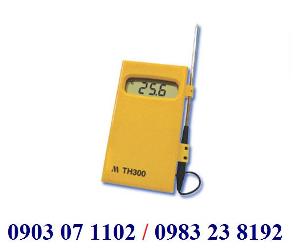 MÁY ĐO NHIỆT ĐỘ HIỂN THỊ SỐ Model TH300