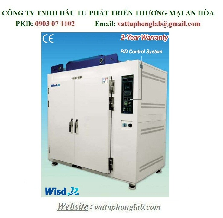 TỦ SẤY CÔNG NGHIỆP 840 LÍT MODEL:WOF-L800