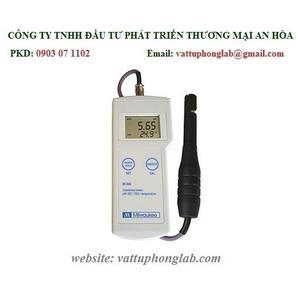 MÁY ĐO PH/EC/TDS/NHIỆT ĐỘ CẦM TAY ĐIỆN TỬ MODEL:MI806