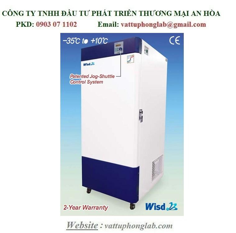 TỦ LẠNH TRỮ MẪU -35°C DAIHAN MODEL:WLF-420