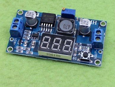 Module Buck (hạ áp) nguồn LM2596 có chỉ thị điện áp