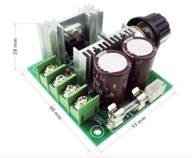 Module điều khiển tốc độ động cơ PWM 12-40VDC 10A