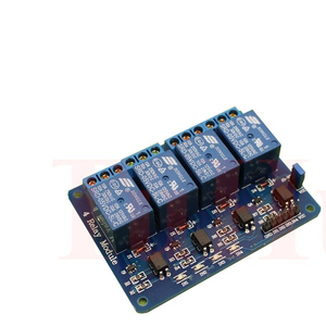 Module Relay 4 kênh 5V-220V/10A