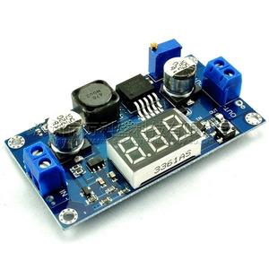 Module tăng áp BOOST DC-DC XL 6009 5-35V có led chỉ thị