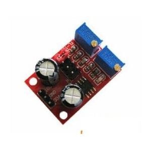 Module tạo xung vuông tần số điều chỉnh được sử dụng NE555