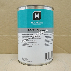 Mỡ silicone Molykote PG-21 màu trắng sạch!