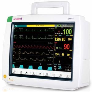 Monitor theo dõi bệnh nhân Omni II