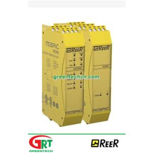 MOR Series | Reer MOR Series | Safety relay module MOR | Reer Việt Nam