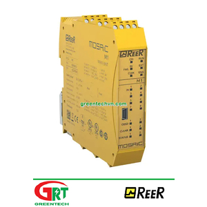 MOSAIC | Reer MOSAIC | Hệ thống an toàn MOSAIC | Safety system MOSAIC | Reer Việt Nam