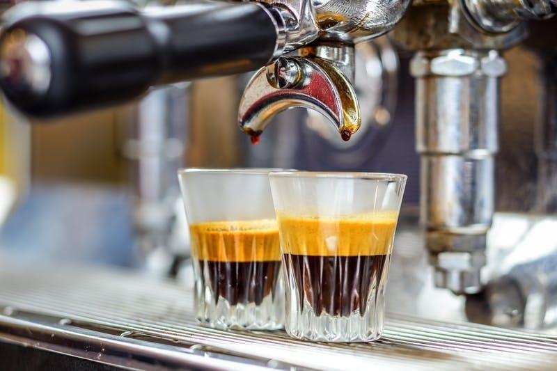 Một tách cà phê espresso hoàn hảo