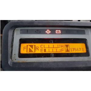 Một số mã lỗi của xe nâng Mitsubishi và cách khắc phục