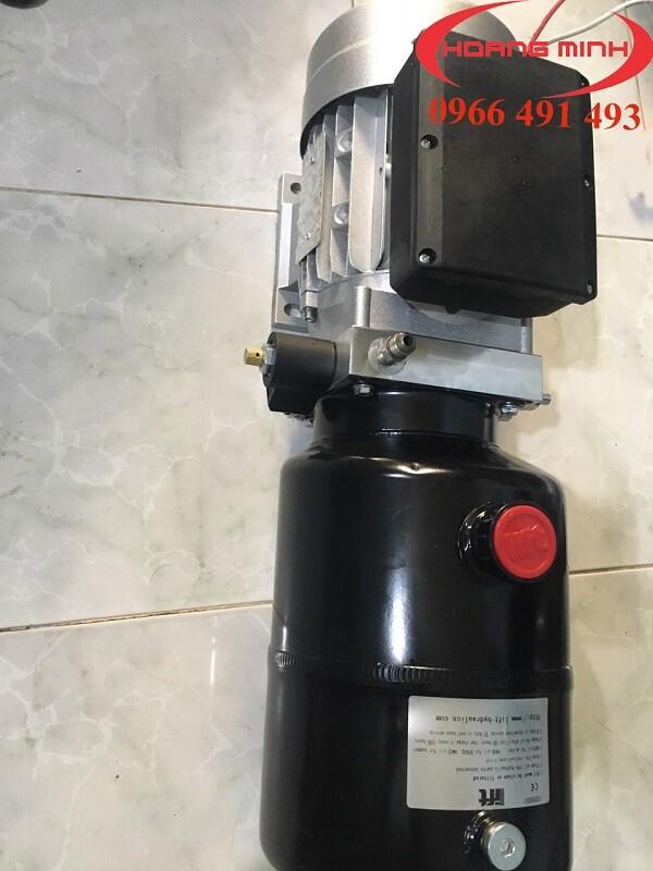 Motor bơm thủy lực xe nâng điện AC 220V