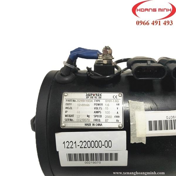 Motor chạy xe nâng điện Hangcha, EP EPT20-RAS