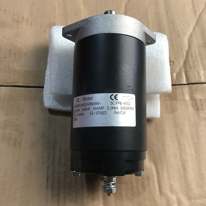 Linh kiện xe nâng điện, Motor DC 24V-800W