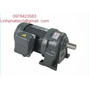 Motor giảm tốc , Hộp giảm tốc Wanshsin Đài Loan 1.5KW 1500W 2HP AC ba pha 220 V / 380V