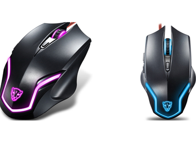 MOUSE MOTOSPEED F60 GAMING USB