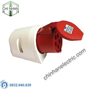 Ổ Cắm Công Nghiệp 3P+N+E 32A IP44 (Gắn Nổi) - MPN125 - MPE