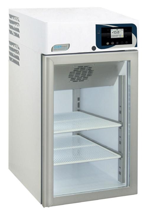 Tủ Lạnh Bảo Quản Vắc - Xin 130 Lít MRP 130 XPRO Hãng Evermed - Ý