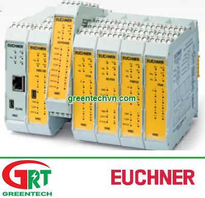 Euchner MSC | Rơ-le an toàn Euchner MSC | Safety relay Euchner MSC