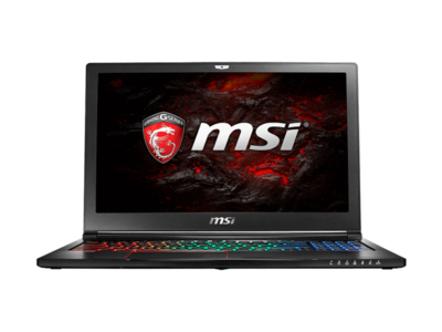MSI GS63 6RF Stealth Pro (Core i7-6700HQ | Ram 16GB | SSD 128GB + HDD 1TB | 15.6 inch FHD | GTX 1060