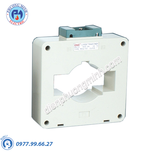 Biến dòng đo lường nhựa vuông CNC - Model MSQ-100 2000/5A