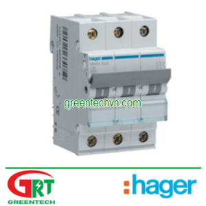 MU306A | MU310A | MU316A | MU320A | MU325A | MU332A | Hager Vietnam | Greentech Viet nam
