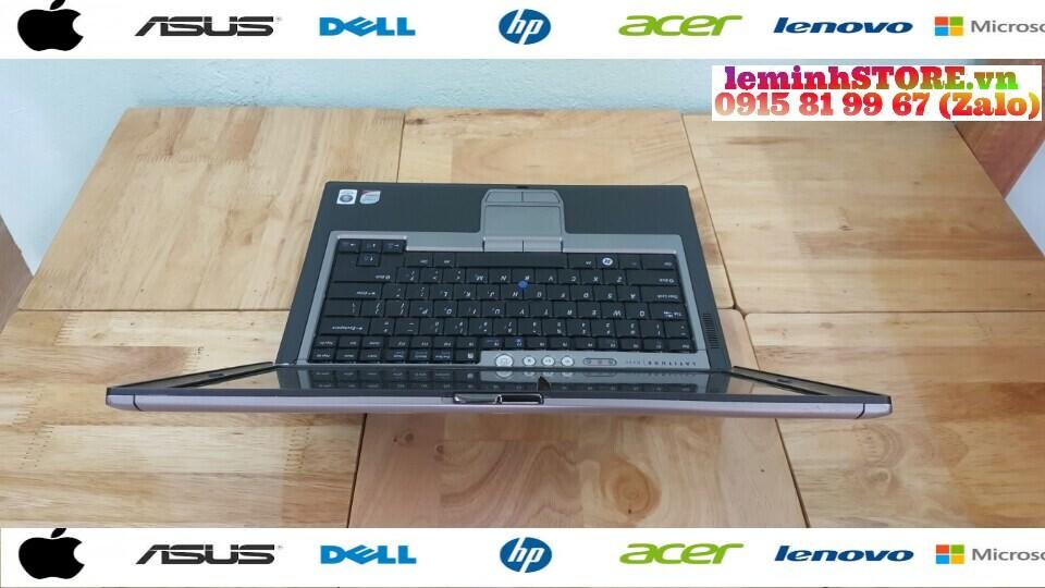 Laptop xách tay Dell D630 cũ tại Đà Nẵng, bàn phím D630 Đà Nẵng
