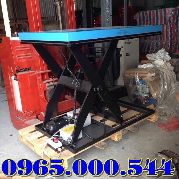 mua bàn nâng điện 1000 kg giá rẻ