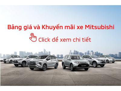 Mua xe Mitsubishi tháng 9/2021 với nhiều ƯU ĐÃI tại Mitsubishi Ninh Bình
