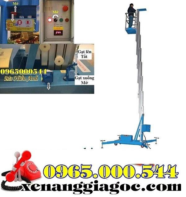 mua xe thang nâng người làm việc trên cao