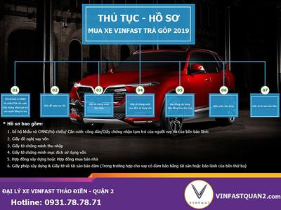 Mua xe Vinfast trả góp - Hộ trợ vay đến 80%, Trả góp trong 8 năm