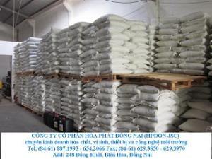 Muối Lạnh Công nghiệp Ammonium Cloride NH4Cl