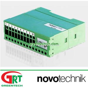 MUP 100 | Novotechnik | Bộ điều biến tính hiệu cảm biến | Novotechnik Vietnam