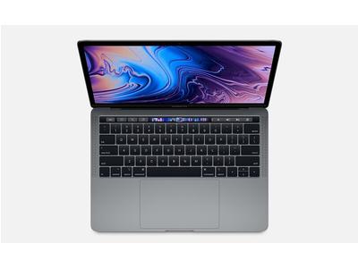 MV962-MacBook Pro Retina (2019) 13inch – Option Core i7/Ram 16Gb/SSD 256Gb Like new 99%
