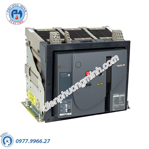 EasyPact MVS, ACB 3P 1250A 50kA Fixed, Type N - Model MVS12N3MF2L