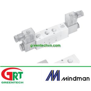 MVSE-260-4E1   Mindman MVSE   Mindman MVSE260-4E1   Van điện từ Mindman   Mindman Vietnam