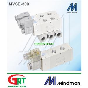 MVSE-300   Mindman MVSE-300   Solenoid Valve MVSE-300   Van điện từ   Mindman Vietnam