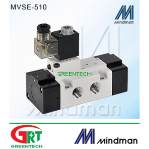 MVSE-510   Mindman MVSE-510   Solenoid Valve MVSE-510   Van điện từ   Mindman Vietnam