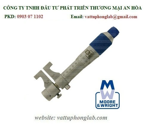 PANME ĐO TRONG MOORE & WRIGHT MODEL:MW280-02