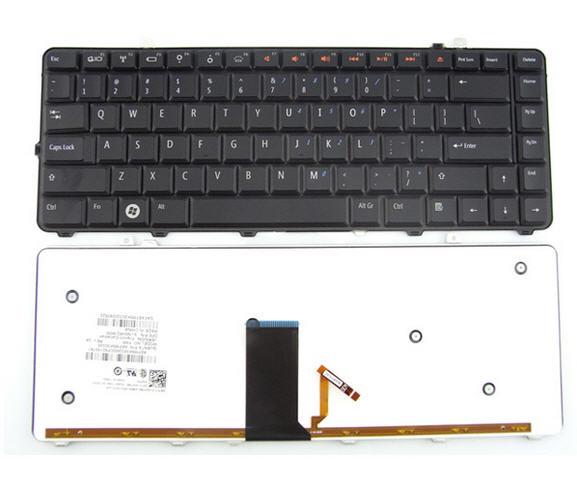 KEYBOAR Dell Studio 1535 đen