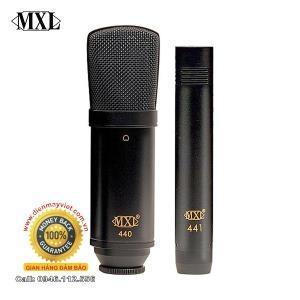 MXL 440/441 Microphone Ensemble Kit ■ Mfr # 440/441