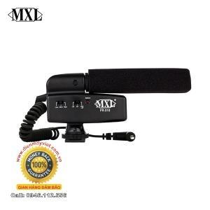 MXL FR-310 - Hot Shoe Shotgun Microphone ■ Mfr # FR-310