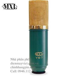 MXL V67G Large Diaphragm